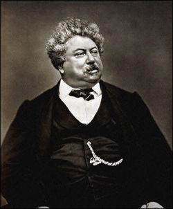 Alexandre Dumas and Mr. Deviolaine's Palace